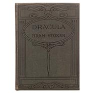 Vintage Book Kindle Case - Dracula