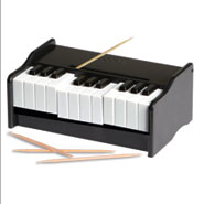 Piano Toothpick Dispenser