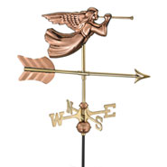 Herald Angel Weathervane