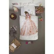 Princess Dress-Up Duvet Cover and Pillowcase Set