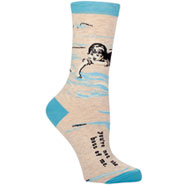 Sassy Socks - You're Not The Boss Of Me
