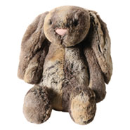 The Rabbit Who Wants to Fall Asleep Bunny Plush