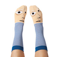 Silly Artist Socks - Picasstoes
