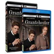 Pre-Order Granchester Season 2 DVD or Blu-ray - shipping June 16, 2016