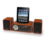 Crosley Audiophile Shelf System