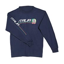 International Pride Long Sleeve Shirt - Italy