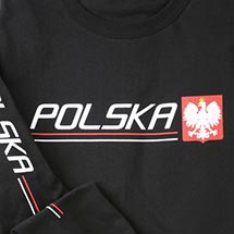 International Pride Long Sleeve Shirt - Polska