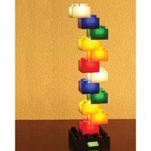 LED Light Up Building Blocks Set of 36