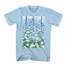 Blue M.C. Escher T-Shirt