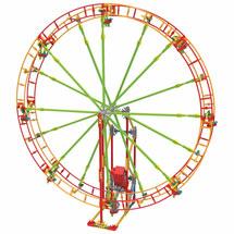 STEM Exploration Amusement Park Building Kits - Ferris Wheel