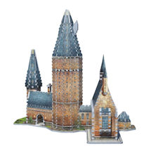 Harry Potter Hogwarts Castle 3-D Puzzles- The Great Hall
