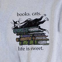 Edward Gorey Life Is Sweet Shirt