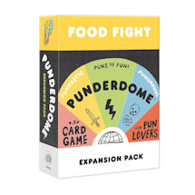 Punderdome Food Fight - Expansion Pack
