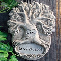 Personalized Tree Wall Sculpture