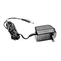 4-Way Powered Emergency Weather Alert Radio - Adapter