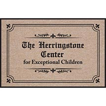 "Personalized ""Center For Exceptional Children"" Doormat"