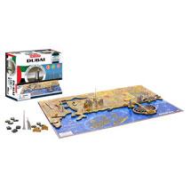 4D Cityscape Puzzle:Dubai
