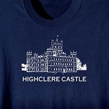 Highclere Castle Shirt