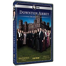 Downton Abbey: Season 3 DVD