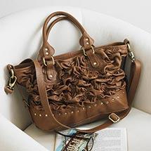 Carmel Leather Handbag