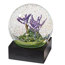 Four Seasons Snow Globes - Summer