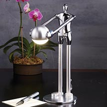 Adjustable Man LED Desk Lamp