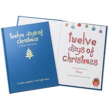 Personalized Children's Books - Twelve Days Of Christmas