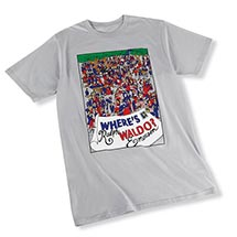 Where's Ralph Waldo Emerson? T-Shirt