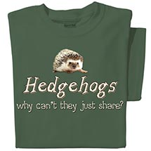 Hedgehogs Shirts