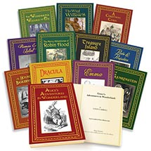 Personalized Literary Classics - Alice's Adventures in Wonderland