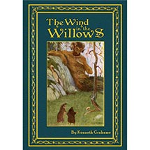 Personalized Literary Classics - The Wind in the Willows