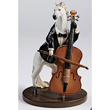 Create Your Own Animal Band - Horse With Double Bass