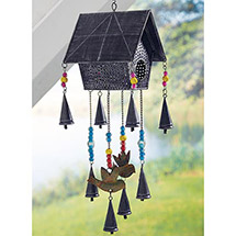 Birdhouse Bells