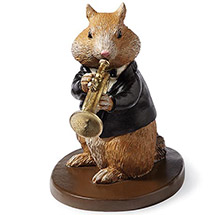 Create Your Own Animal Band - Squirrel With Trumpet