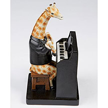 Create Your Own Animal Band - Giraffe With Piano