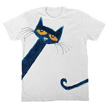Pete the Cat Shirts - Wrap Cat