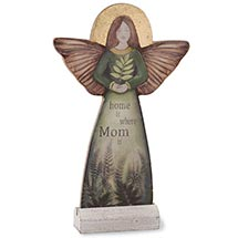 Home Is Where Mom Is Angel