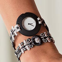 Lacy Bracelet Watch