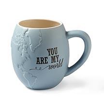 You Are My World Mug