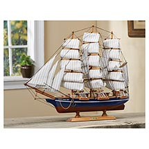 Cutty Sark Wooden Ship Model