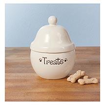 Pet Treats Jar