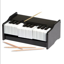 Piano Toothpick Dispenser