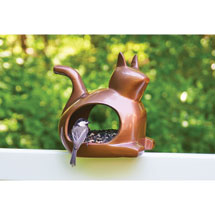 Cat Bird Feeder