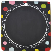 Countdown Calendar - Chalkboard (Write Your Own)