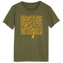 Olive Tree Short-Sleeve T-Shirt