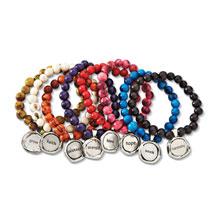 Wax Seal Symbol Bracelets