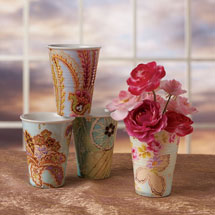 Garden Party Melamine Cups
