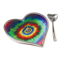Summer of Love Heart Bowl