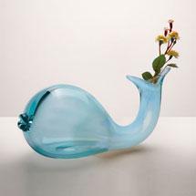 Blue Whale Vase