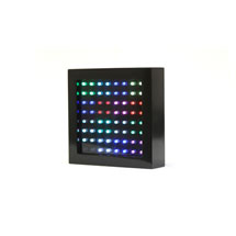 HypnoSquare: Mesmerizing LED Light Box